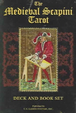 The Medieval Scapini Tarot: Deck and Book Set