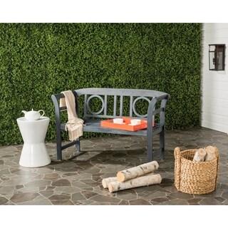 Safavieh Moorpark Outdoor Ash Grey 2 Seat Bench