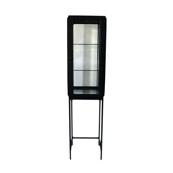 Aurelle Home Pickett 1-Door Cabinet