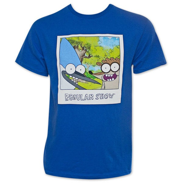 Regular Show Men's Polaroid T-Shirt