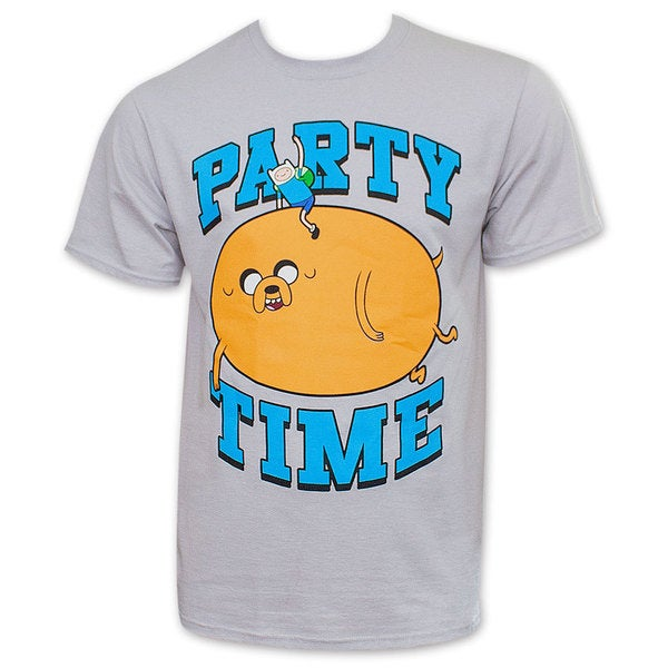 Adventure Time Men's Party Time T-Shirt