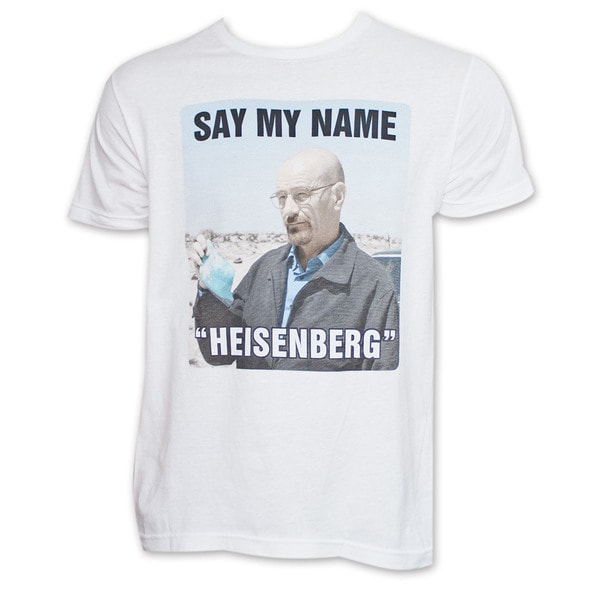 Breaking Bad Walter White Shirt