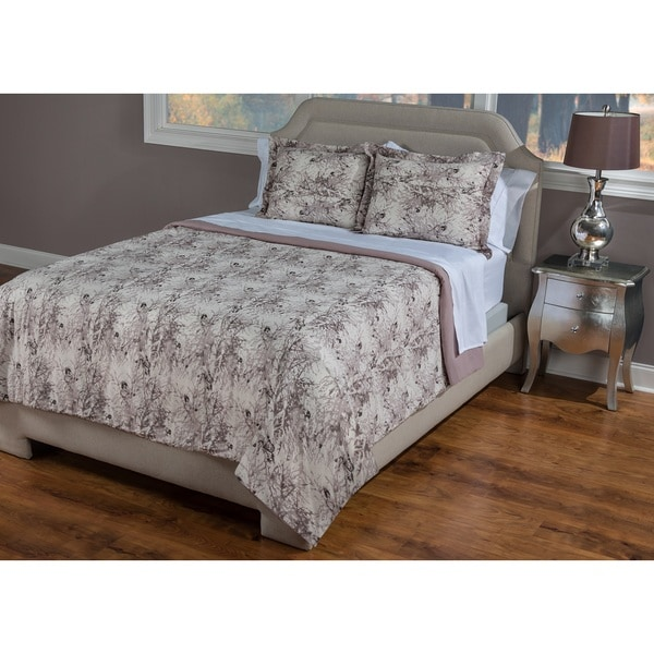 Vintage Butterfly 3-piece Comforter Set by Rizzy Home