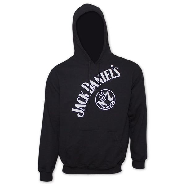 Jack Daniel's Logo Black Hoodie