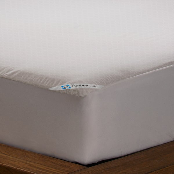 Sealy Allergy Microfiber Twin Mattress Cover