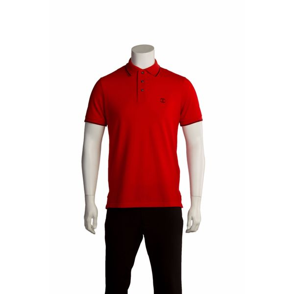 Just Cavalli Men's Classic Polo Shirt