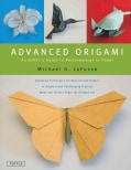 Advanced Origami: An Artist's Guide To Performances in Paper (Hardcover)