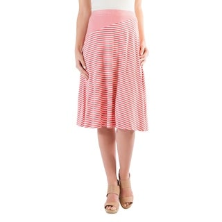 DownEast Basics Women's Handkerchief Skirt