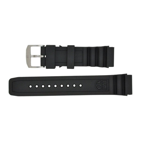 Luminox 8400 Black Rubber FP-L-IRB-1 Strap