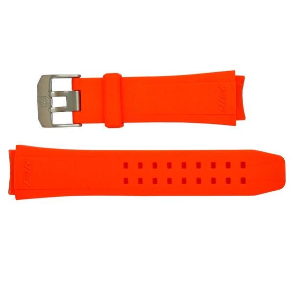 Luminox 9100 Orange Rubber FP-9100-35 Strap