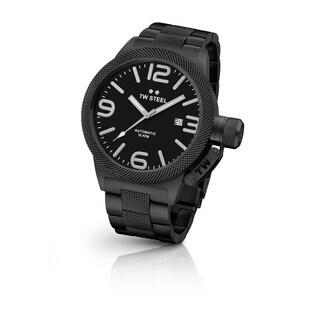 TW Steel Men's CB216 Canteen Black Watch