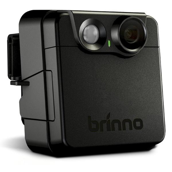 Brinno MAC200DN Portable Motion Activated Wireless Outdoor Security Camera (Black)