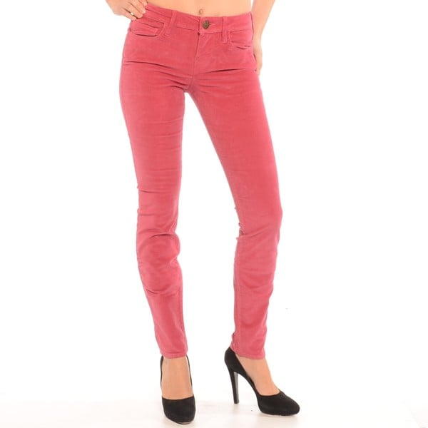 True Religion Women's Halle High Rise Skinny Stretch Jeans
