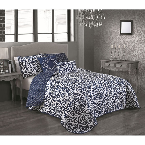 Avondale Manor Madera 5-piece Quilt Set