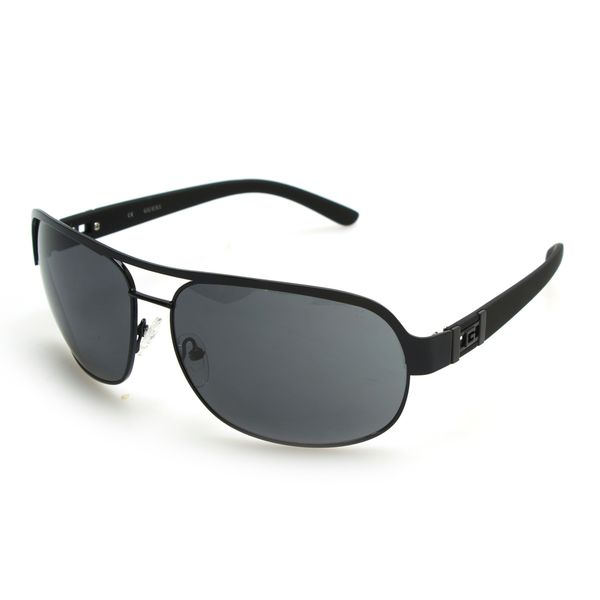 GUESS GF0141 Metal Round Frame Men's Sunglasses