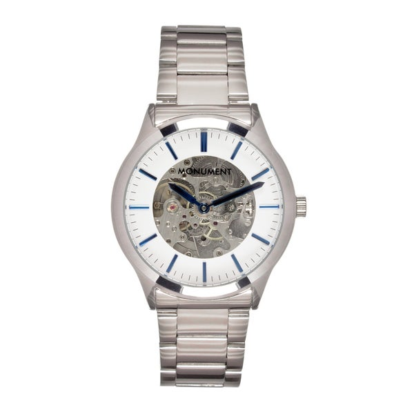 Monument Men's MMT4692 Manchester Skeleton Automatic Watch