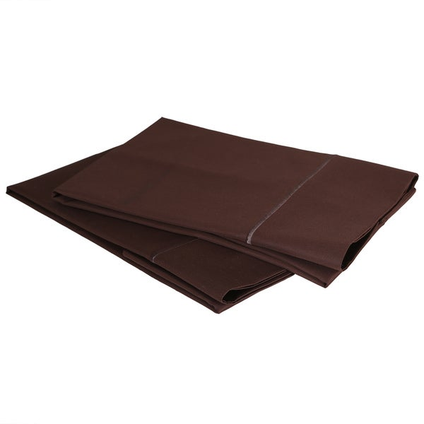 Affluence 1000 Thread-count Sateen Pillowcase Set