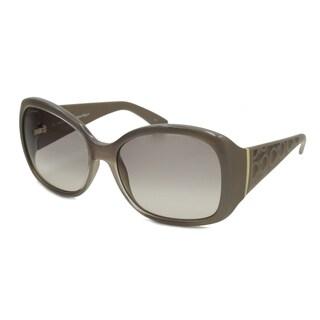 Ferragamo Women's SF722 Rectangular Sunglasses
