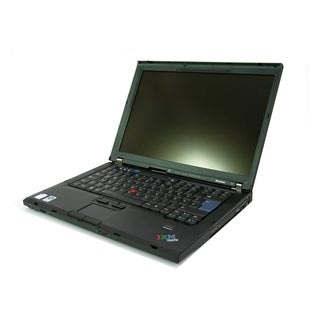 Lenovo Thinkpad T61 14.1-inch Laptop Intel Core 2 Duo 2.0GHz 2GB SODIMM DDR2 80GB Windows 7 Home Premium 32-Bit (Refurbished)