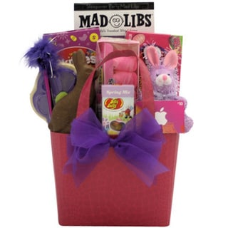 Great Arrivals Easter Diva: Easter Gift Basket for Tween Girl Ages 10 to 13 Years Old