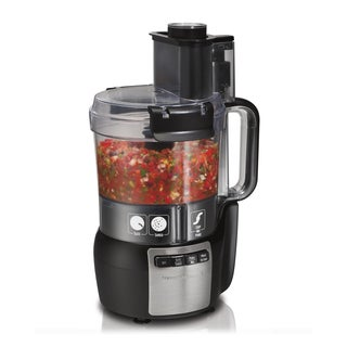 Hamilton Beach Stack and Snap 10-cup Food Processor (Recertified/ Refurbished)