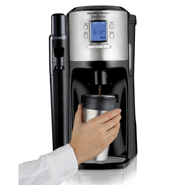 Recertified Hamilton Beach BrewStation 12-cup Dispensing Coffeemaker 17491466