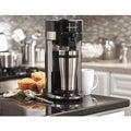 Hamilton Beach FlexBrew Single-Serve Coffeemaker (Recertified/ Refurbished)