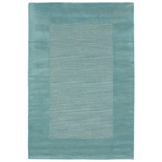 Solid Frame Indoor Rug (8' x 10')