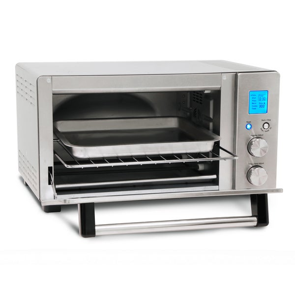 Stainless Steel Programmable Countertop Convection Oven