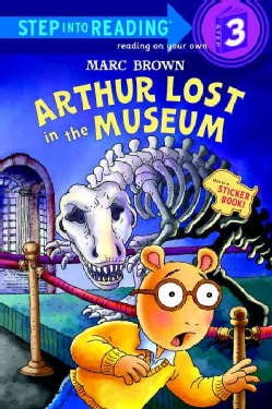 Arthur Lost in the Museum (Paperback)