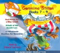 Geronimo Stilton Books 7-9 (CD-Audio)