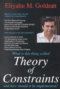 Theory of Constraints: And How It Should Be Implemented (Paperback)