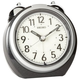 Seiko Classic Bedside Alarm Clock
