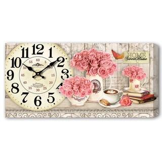 Vintage Inspired Kitchen Wall Clock