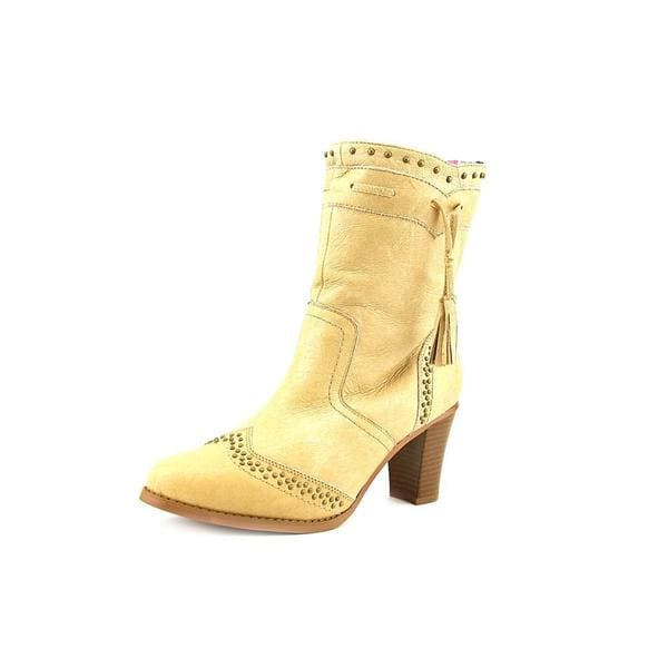 Dingo Women's '8 Side Tassel' Leather Boots