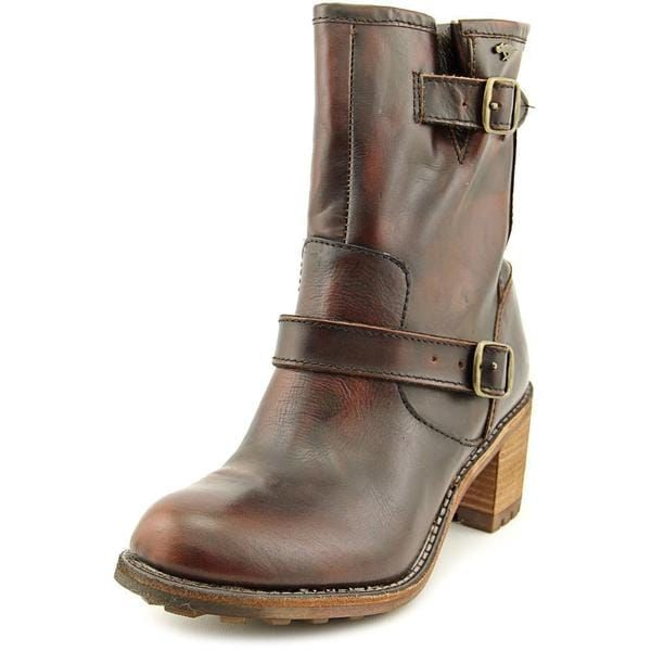 Rocket Dog Women's 'Edmond ' Leather Boots