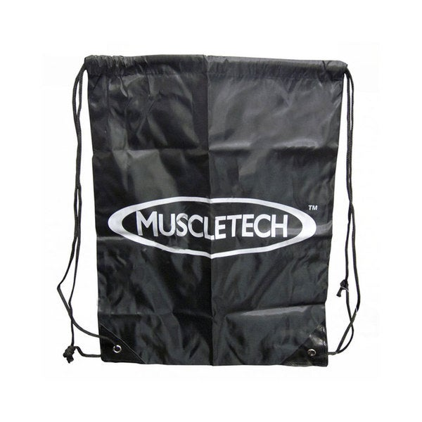 MuscleTech Black Drawstring Bag (Pack of 12)