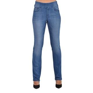 Bluberry Women's Straight Leg Denim
