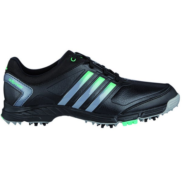 Adidas Adipower TR Golf Shoes 2015 Ladies CLOSEOUT Black/Onix/Green