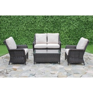Aosta 4-piece Conversation Set