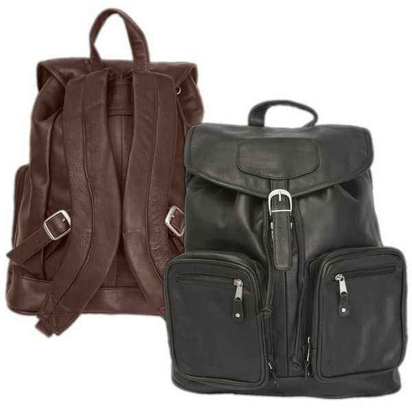 Canyon Outback Leather Grand Canyon Leather Computer Backpack