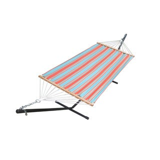 Summer Fun Leisure Hammock and Stand