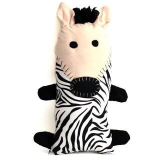 Handcrafted Little Friends Zebra (Malawi)