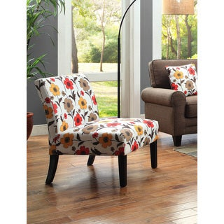 Serta RTA Mansfield Collection Karina Floral Accent Chair