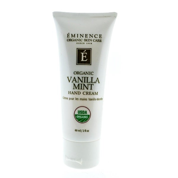 Eminence Vanilla Mint 2-ounce Hand Cream