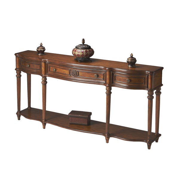 797379005827 Upc Vintage Oak Console Table Upc Lookup