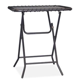 Textilene Black Folding Table