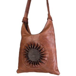 Hanan Moroccan Leather Tote (Moroccan)