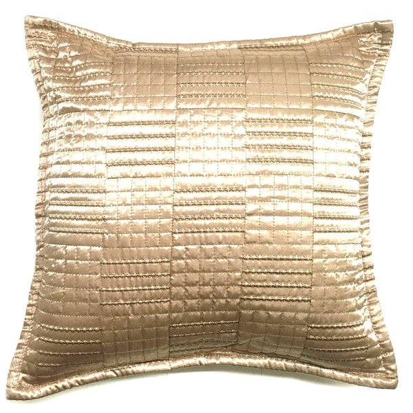 Brady Down and Feather Filled 17-inch Throw PIllow