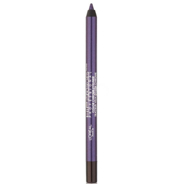L'Oreal Paris HiP High Intensity Pigments Chrome Eyeliner